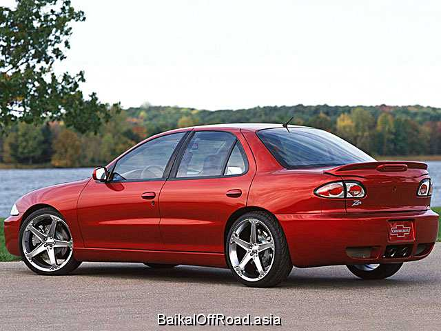 Chevrolet Cavalier Coupe 2.2 i (117Hp) (Автомат)