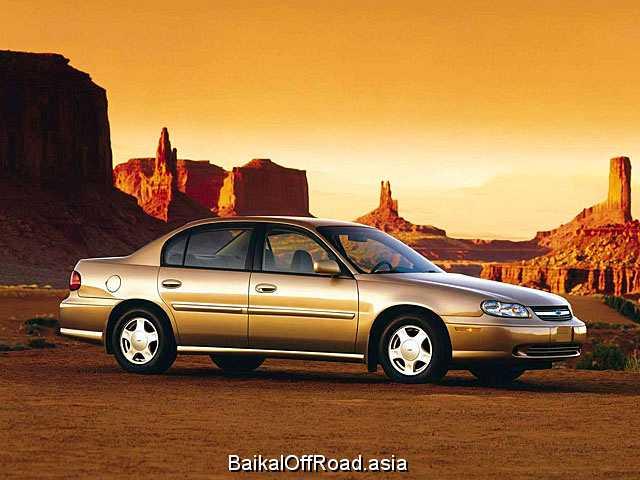 Chevrolet Malibu 3.1 i V6 (173Hp) (Автомат)