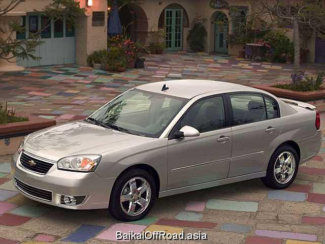 Chevrolet Malibu 2.4i (169Hp) (Автомат)