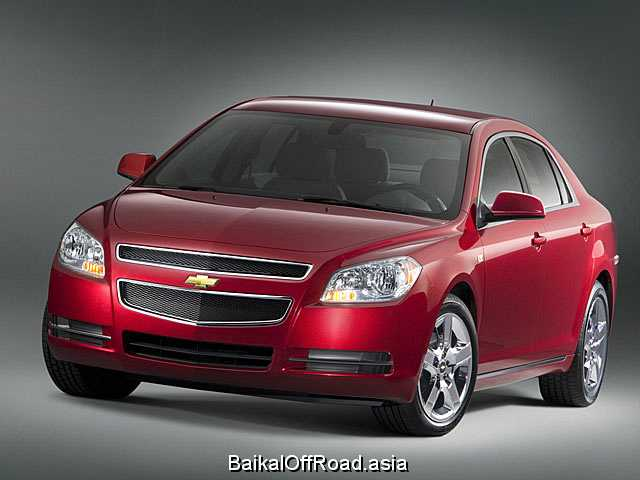 Chevrolet Malibu 2.4i Hybrid (164Hp) (Автомат)