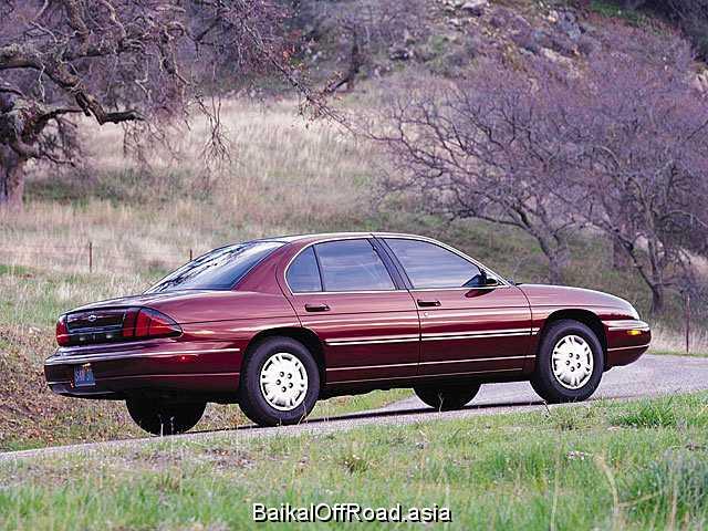 Chevrolet Lumina APV 3.1 i (122Hp) (Автомат)