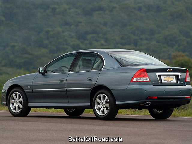 Chevrolet Omega 3.8 i V6 (200Hp) (Автомат)