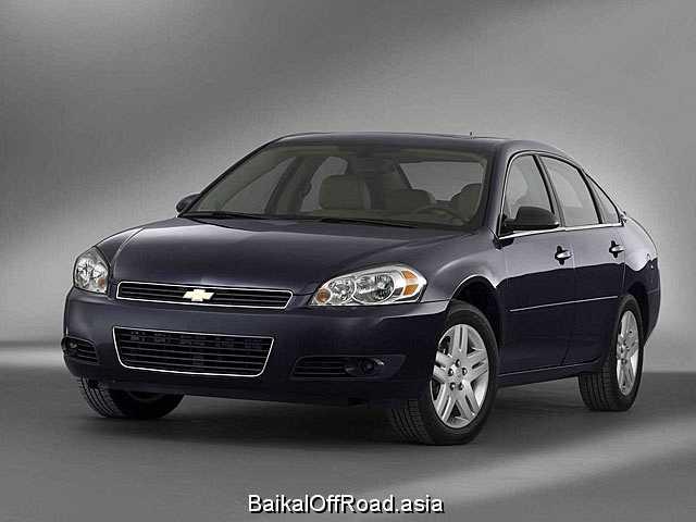 Chevrolet Impala 5.3 i V8 SS (307Hp) (Автомат)