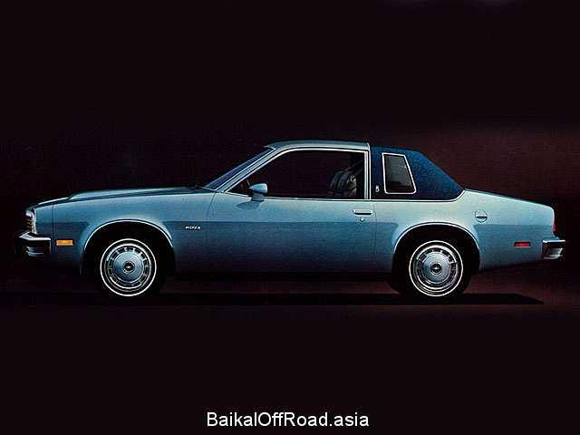 Chevrolet Monza 2.0 i (110Hp) (Механика)