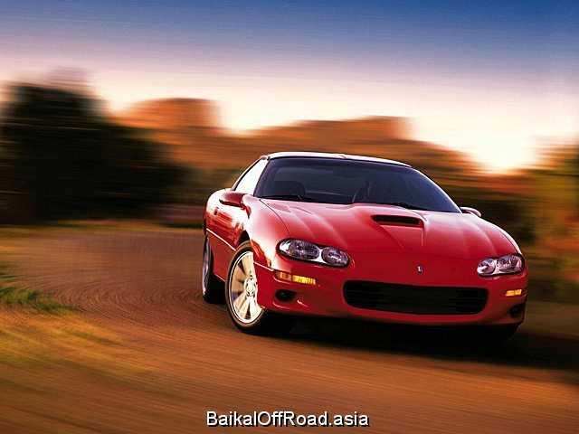 Chevrolet Camaro Convertible 3.4 i V6 (162Hp) (Механика)