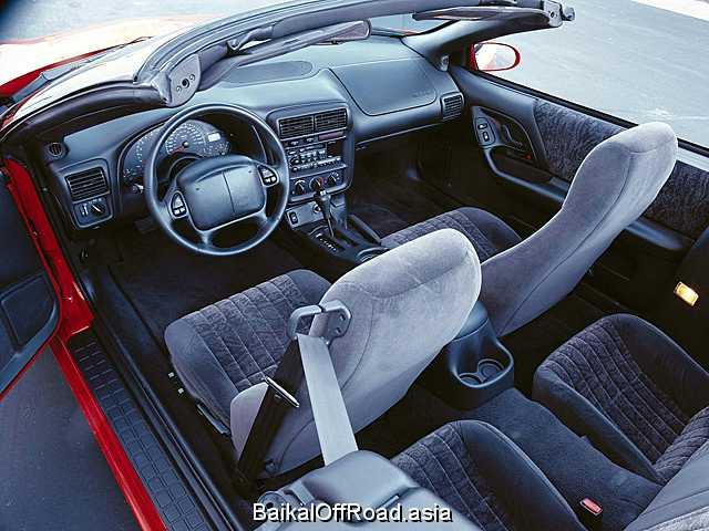 Chevrolet Camaro Convertible 5.7 i V8 (279Hp) (Механика)