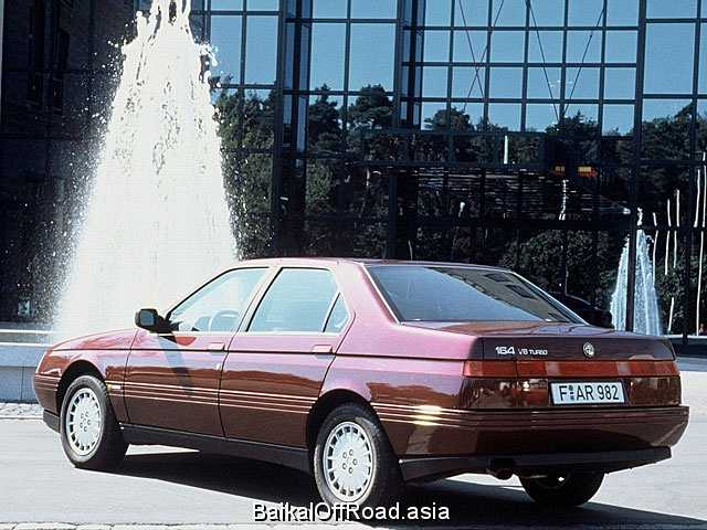 Alfa Romeo 164 2.5 TD (117Hp) (Механика)