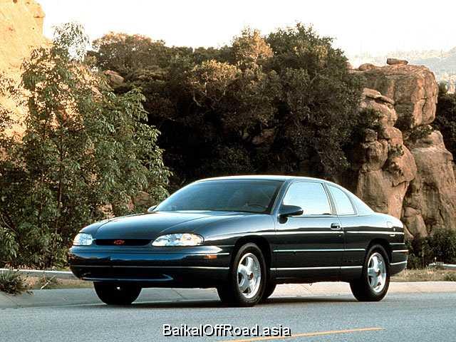 Chevrolet Monte Carlo 3.4 i V6 (182Hp) (Автомат)