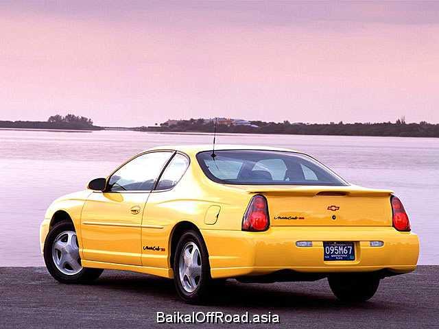 Chevrolet Monte Carlo 3.8 i V6 SS (203Hp) (Автомат)