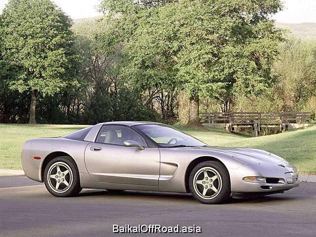 Chevrolet Corvette Coupe 5.7 i V8 16V (349Hp) (Автомат)