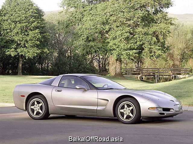 Chevrolet Corvette Coupe 5.7 i V8 16V (355Hp) (Автомат)