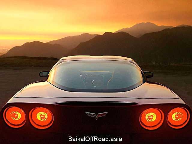 Chevrolet Corvette Coupe 7.0 i V8 (513Hp) (Механика)