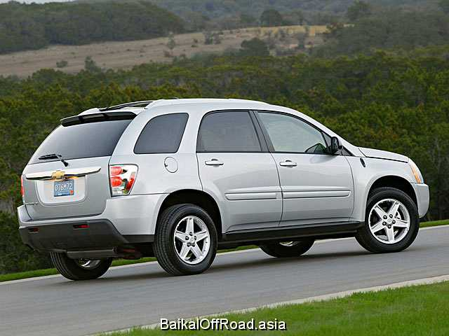 Chevrolet Equinox 3.6 Sport 4WD (265Hp) (Автомат)