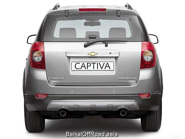 Chevrolet Captiva 2.4 i 16V (136Hp) (Механика)