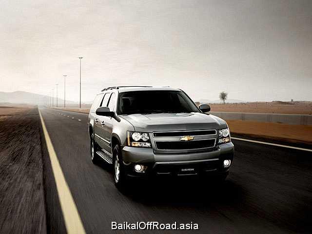 Chevrolet Suburban 6.0 i V8 16V AWD (359Hp) (Автомат)