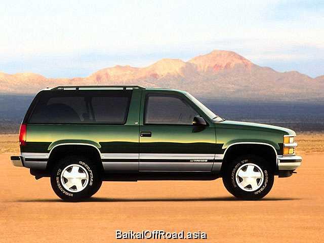 Chevrolet Tahoe 6.5 i V8 TD 4WD (180Hp) (Механика)