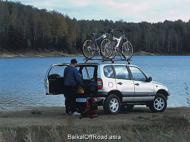Chevrolet Niva 1.8 i 16V ECOTEC (125Hp) (Механика)