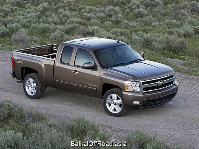Chevrolet Silverado Half-Ton 6.0 V8 (367Hp) (Механика)