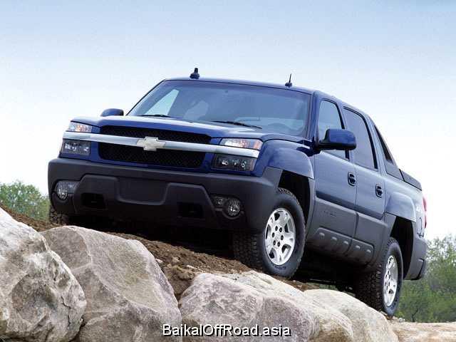 Chevrolet Avalanche 5.3 V8 (320Hp) (Автомат)