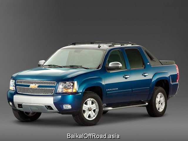 Chevrolet SSR 5.3 i V8 (300Hp) (Автомат)