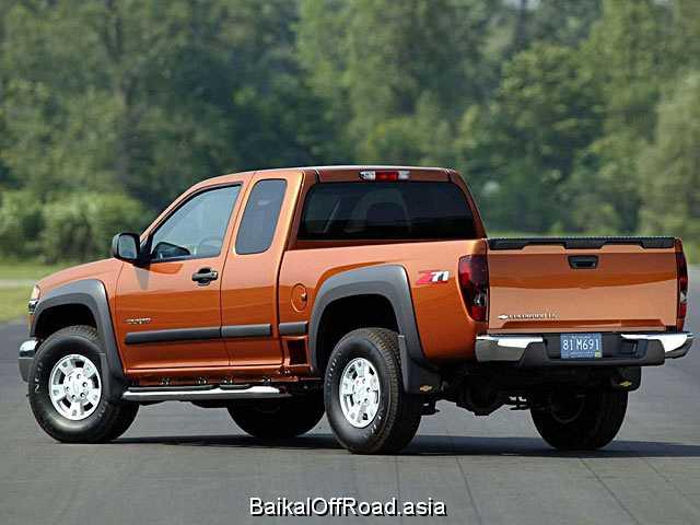 Chevrolet Colorado 3.5 (220Hp) (Механика)