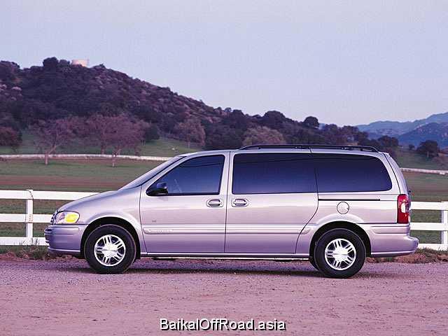 Chevrolet Venture 3.4 i V6 AWD (188Hp) (Автомат)
