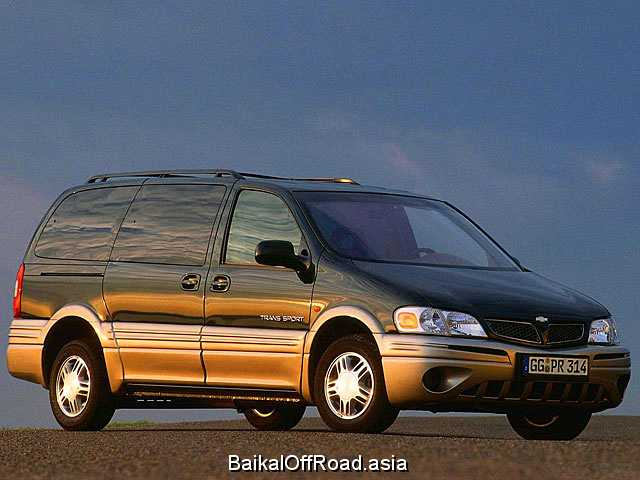 Chevrolet Trans Sport 3.4 i V6 AWD (188Hp) (Автомат)