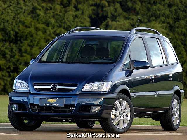 Chevrolet Tacuma 1.6 (105Hp) (Механика)