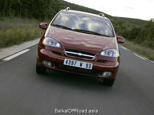 Chevrolet Uplander 3.5 i V6 AWD (203Hp) (Автомат)