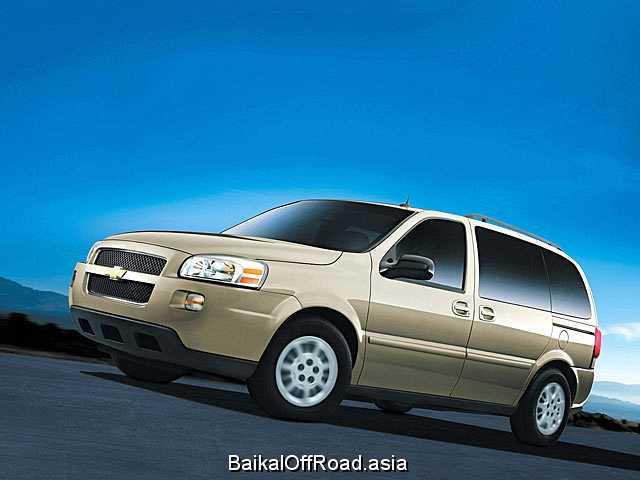 Chevrolet Uplander 3.5 i V6 FWD (203Hp) (Автомат)