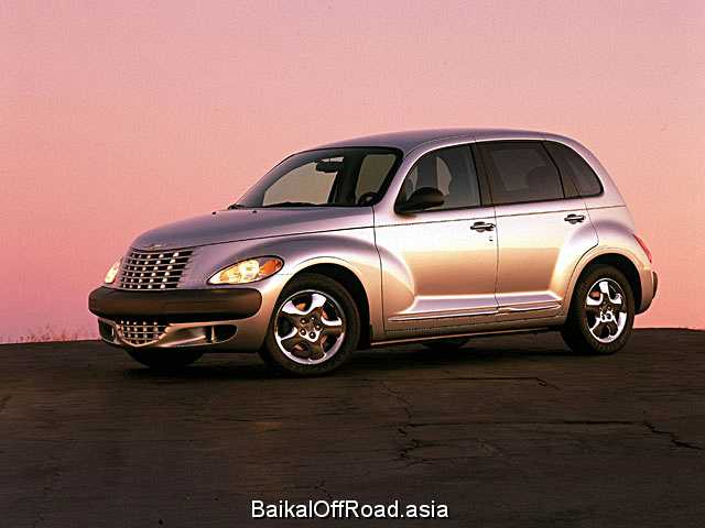 Chrysler PT Cruiser 2.4 i 16V Turbo (230Hp) (Механика)