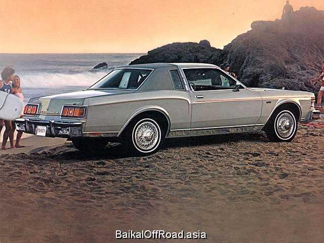 Chrysler Le Baron Coupe 2.5 i Turbo (155Hp) (Механика)