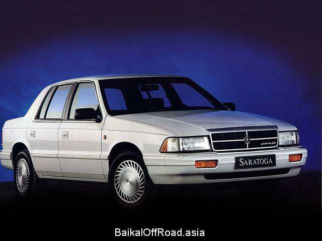 Chrysler Saratoga 3.0 i (141Hp) (Механика)
