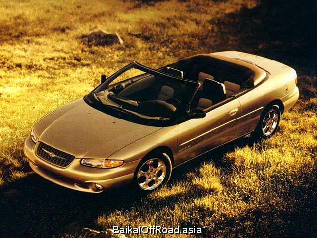 Chrysler Sebring Convertible 2.4 V6 24V (170Hp) (Автомат)
