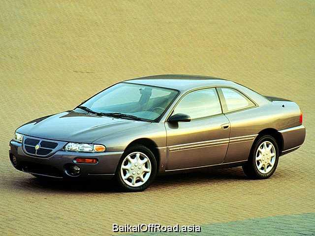 Chrysler Sebring Coupe 2.4 i 16V (147Hp) (Механика)