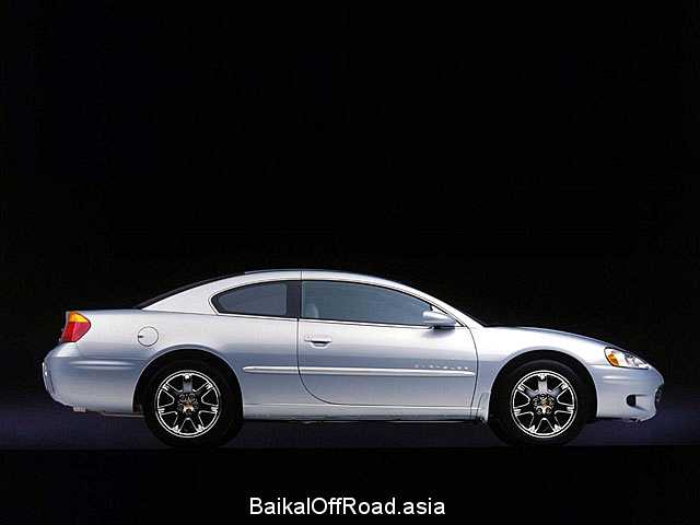 Chrysler Sebring Coupe 3.0 V6 24V (203Hp) (Механика)