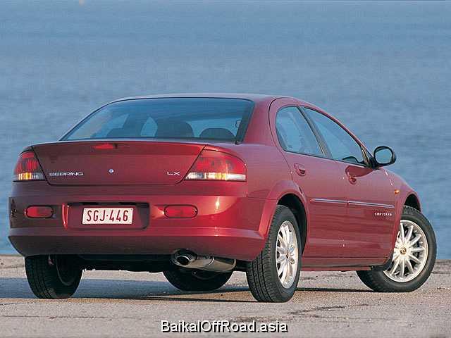 Chrysler Sebring Convertible 2.0 i 16V (141Hp) (Механика)