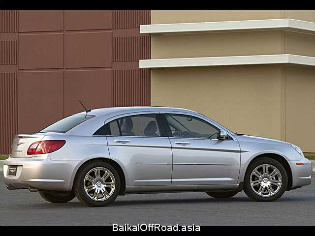 Chrysler Sebring 2.4 DOHC (170Hp) (Автомат)