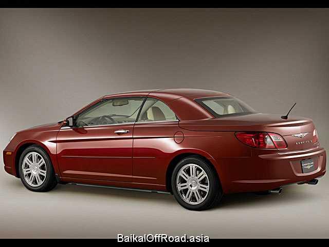 Chrysler Stratus 2.0 LE (131Hp) (Механика)