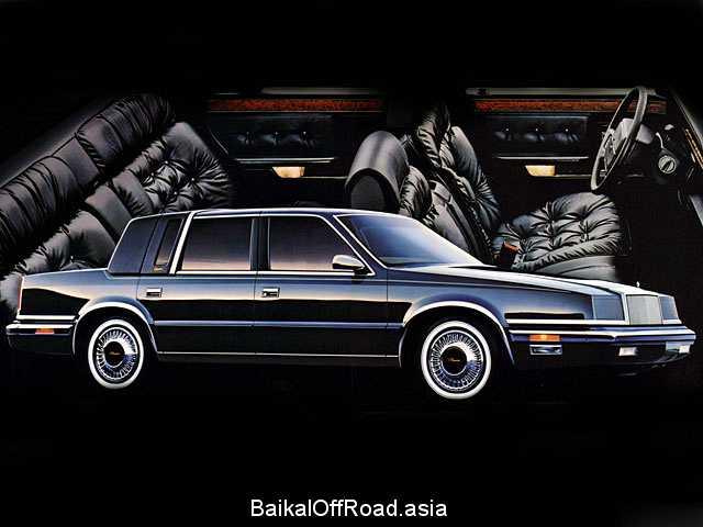 Chrysler New Yorker Fifth Avenue 3.8 V6 (152Hp) (Автомат)