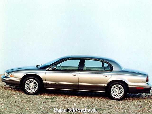 Chrysler LHS 3.5 i V6 24V (218Hp) (Автомат)