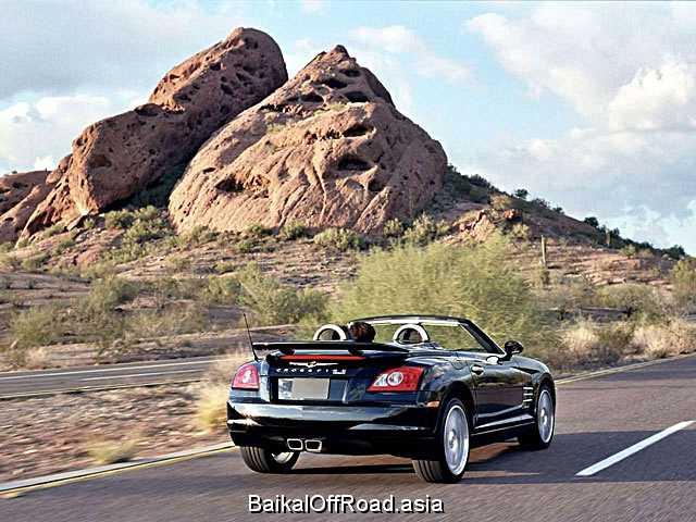 Chrysler Crossfire Roadster 3.2 i V6 18V (215Hp) (Автомат)