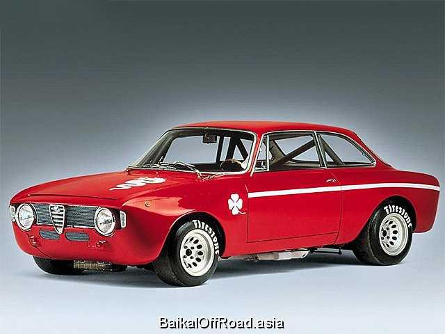Alfa Romeo GTA Coupe 1.3 Junior (160Hp) (Механика)