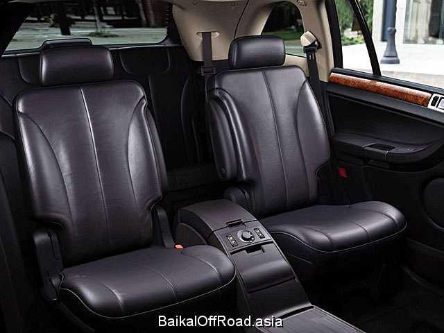 Chrysler Pacifica 4.0 V6 (258Hp) (Автомат)