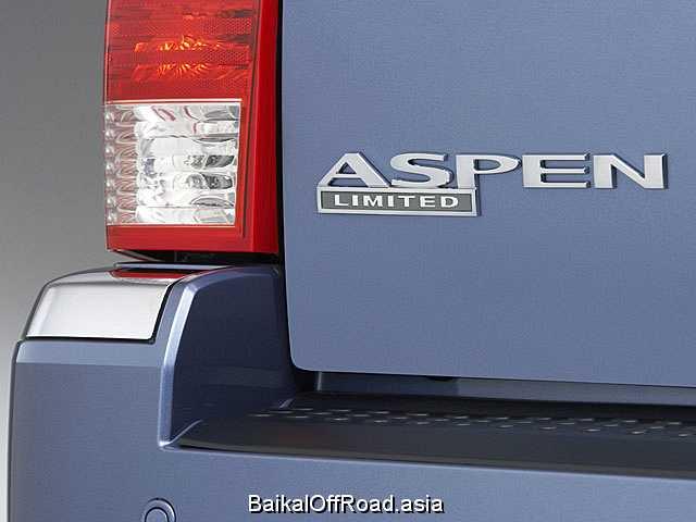 Chrysler Aspen 4.7 i V8 16V 4WD (234Hp) (Автомат)