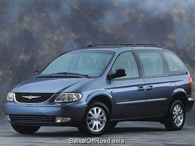 Chrysler Voyager 3.0 V6 (142Hp) (Механика)