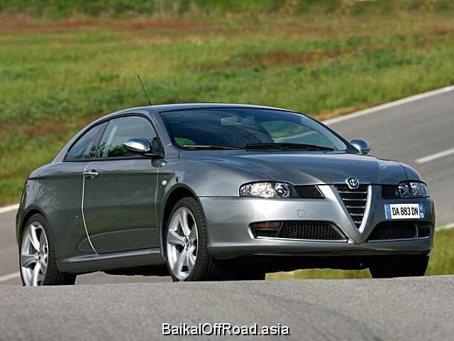 Alfa Romeo GT Coupe 3.2 i V6 24V GTA (240Hp) (Механика)