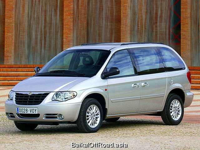 Chrysler Voyager 2.4 i 16V (152Hp) (Механика)