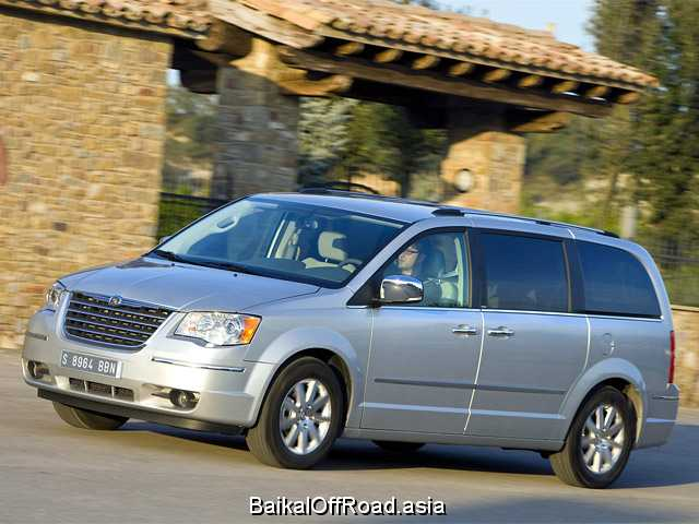 Chrysler Grand Voyager 4.0 (250Hp) (Автомат)