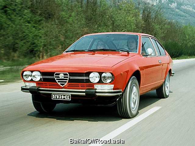 Alfa Romeo GTV 2.0 (131Hp) (Механика)